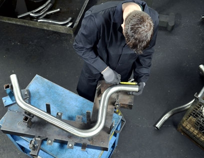Custom exhausts, VAG engine specialists, tuning garage West